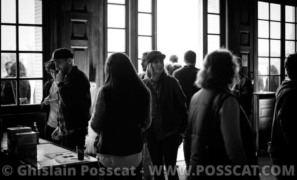 Chateau éphémère - Dat politics - photo de l'after work #14 au chateau ephemere de carrieres sous poissy
