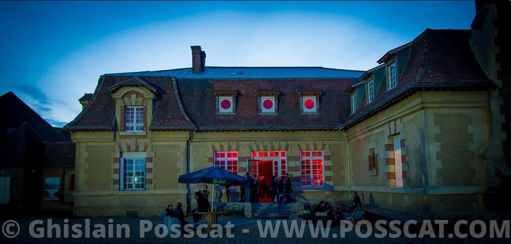Château ephemere - afterwork - Fabrique sonore et numérique - Carrières sous poissy