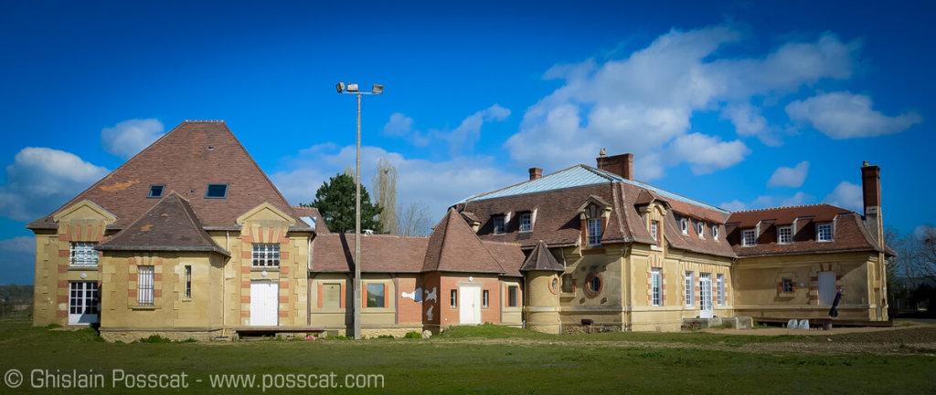 Château ephemere - Fabrique sonore et numérique - Carrières sous poissy