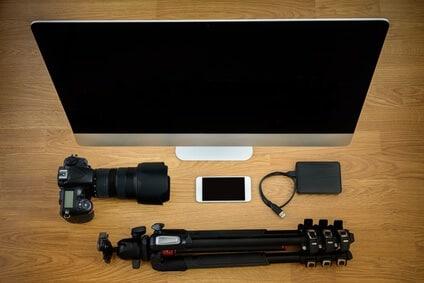 Devenir photographe : avoir le bon matériel qui correspond à votre activité de photographe